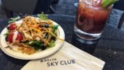Afternoon Lounge Experience Delta Sky Club Minneapolis C Terminal
