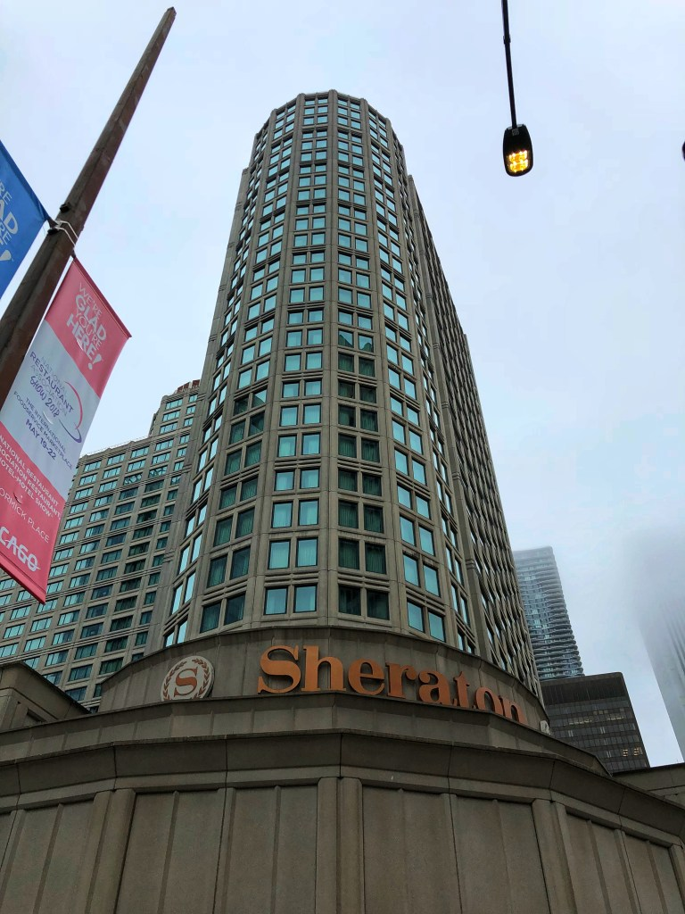 Sheraton Grand Chicago Experience