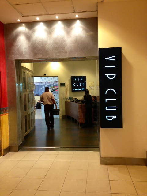Jorge Chavez Lima Airport VIP Club Lounge  Points Summary
