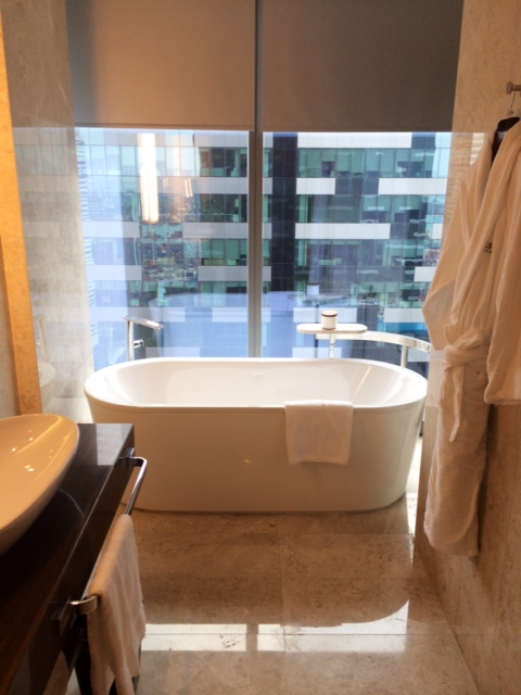 Westin Singapore Hotel Review Part 1 Points Summary