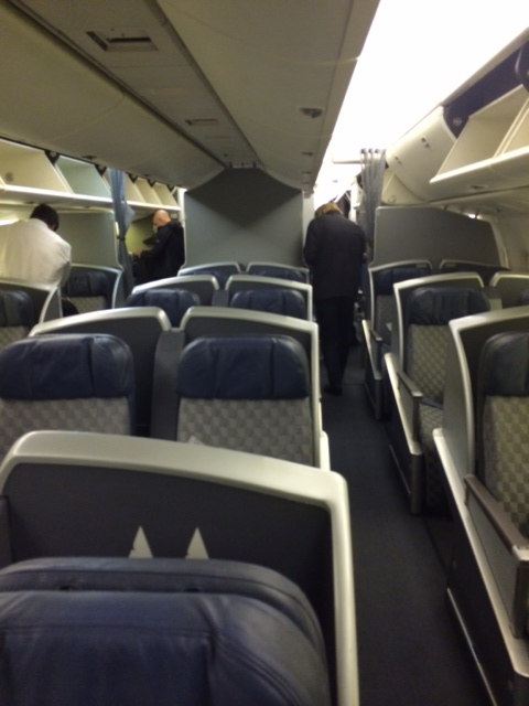 American Airlines GIGJFK 767300 Business Class  Points