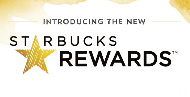 New Starbucks Rewards