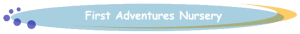 first adventures logo