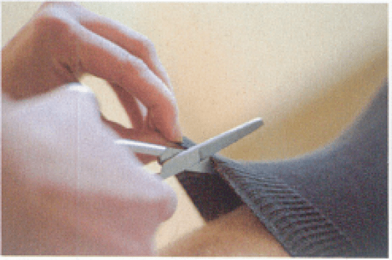 Basic first aid training remove