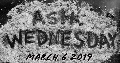 ash wednesday history # 53