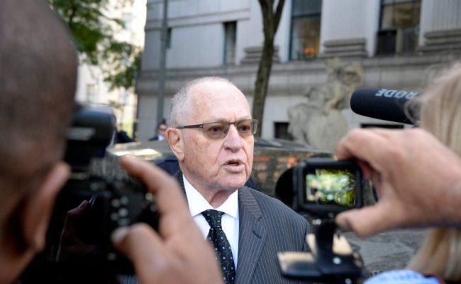 David Boies Files Defamation Lawsuit Against Alan Dershowitz