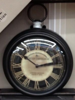 time pocket watch