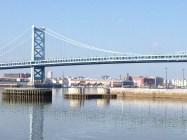 By Ben Franklin Bridge