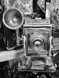 An old looking camera at one of my faves - Home Goods.