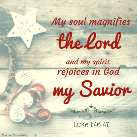 Magnify the Lord this Christmas by Finding Contentment in Christ