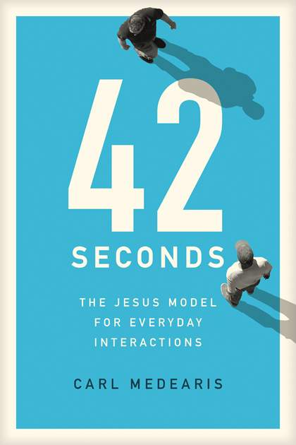 42 Seconds Book Review about how to talk to people about Jesus and like Jesus
