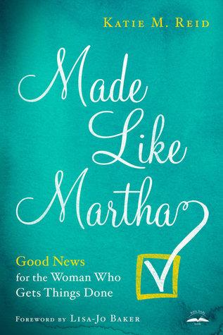 book review of Made like Martha