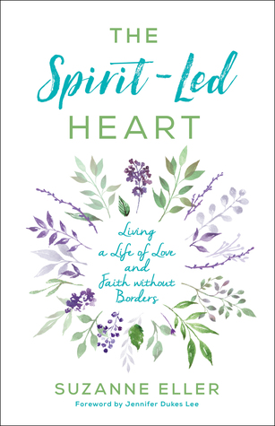 book review for the spirit led heart by Suzie Eller