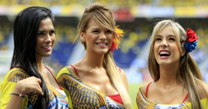 colombianfemalesoccerfans