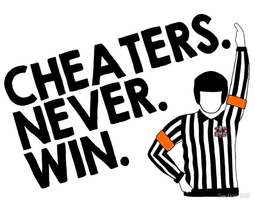 cheatersreferee