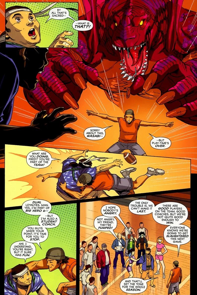 First Appearance: Fredzilla – FA Comics