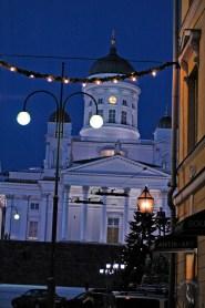 church and lights