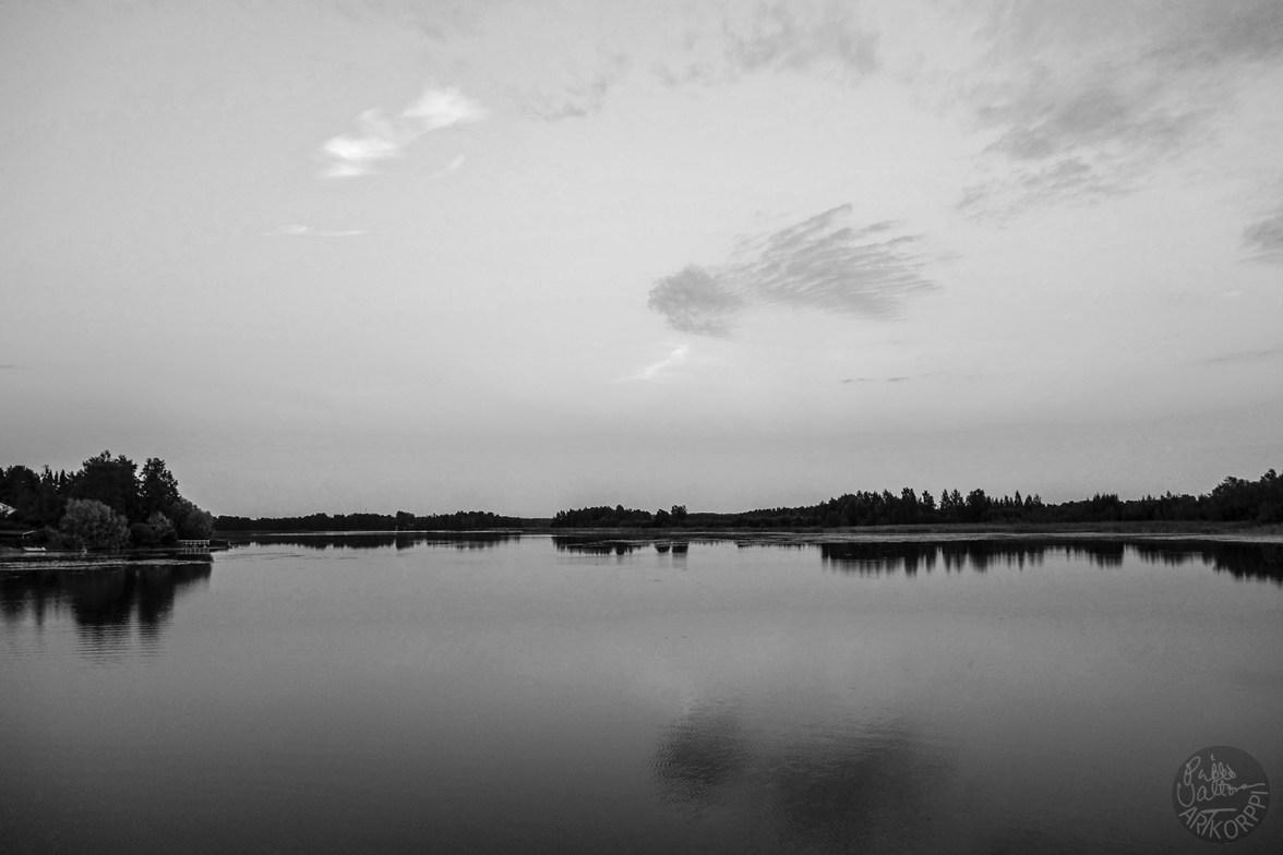 water, landscape