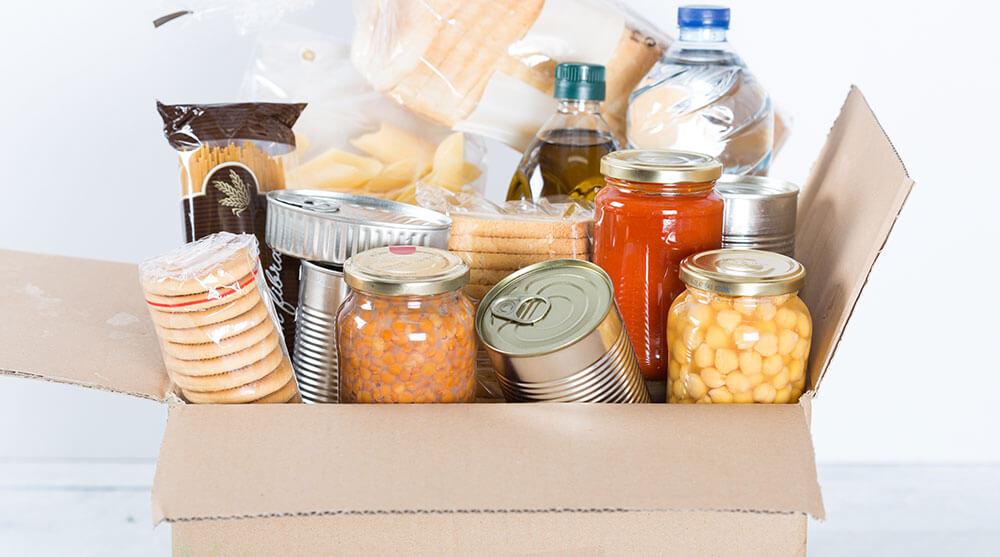 Food Box Ministry
