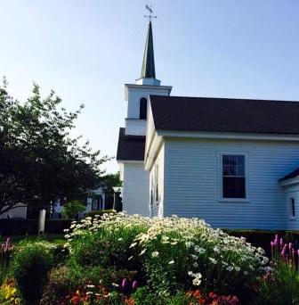 Church spring exterior