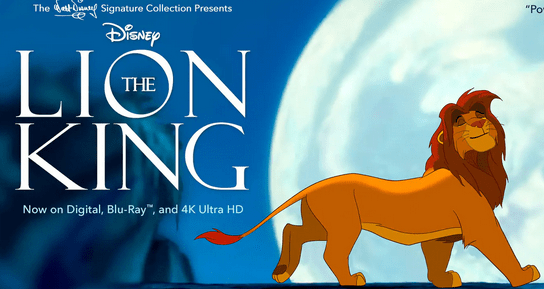 The Lion King Full Movie