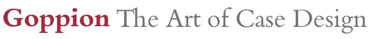 goppion logo