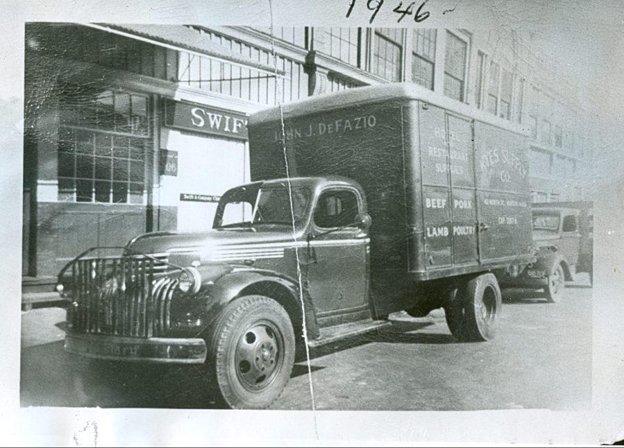 defazio boston trucking