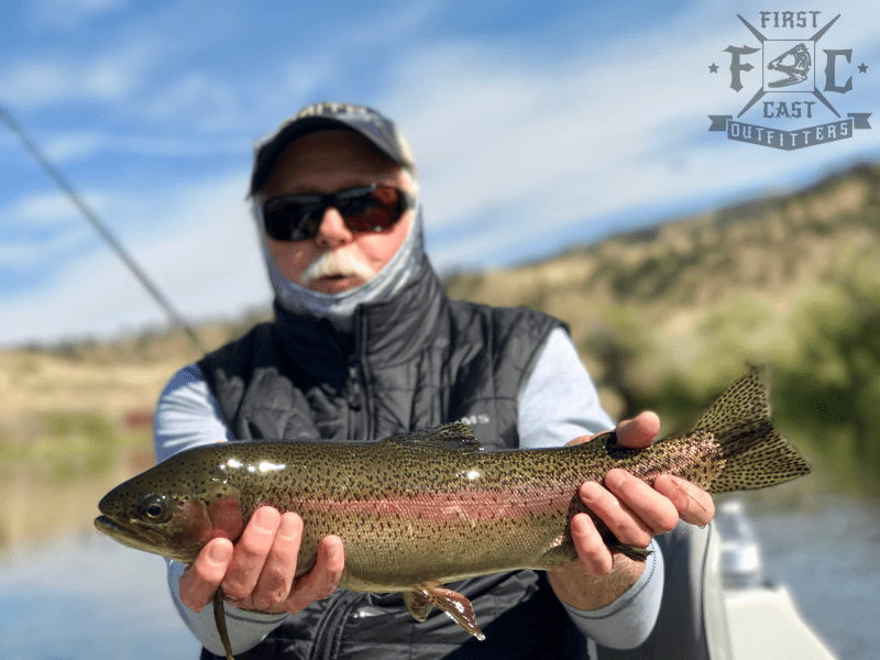 Missouri River Dry Fly Fishing
