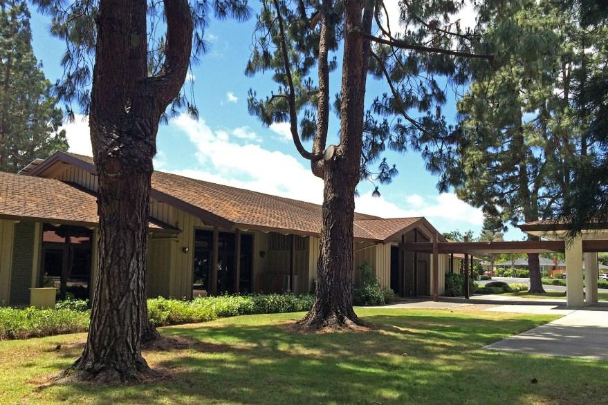 Fellowship Hall exterior