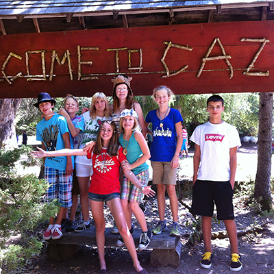 Camp Caz
