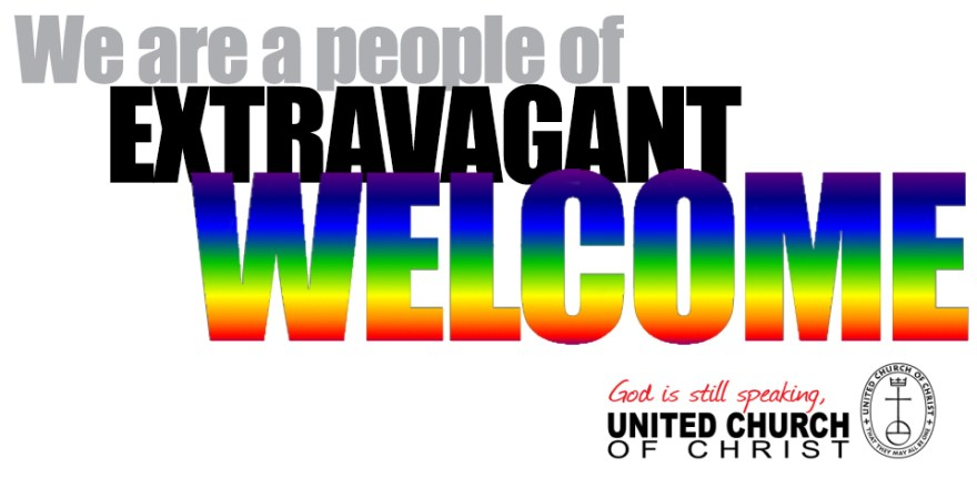 We are a people of extravagant welcome!