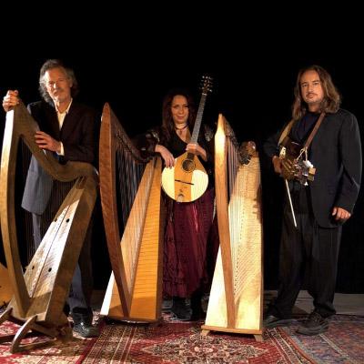 legends of the celtic harp