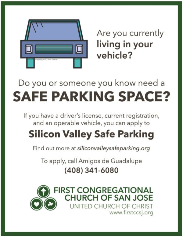 Silicon Valley Safe Parking