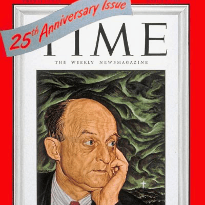 Reinhold Niebuhr on Time