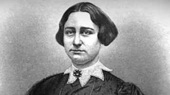 1853 | First woman pastor