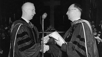 1957 | Spiritual and ethnic traditions unite
