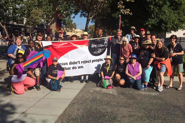San Jose Pride March, 2017