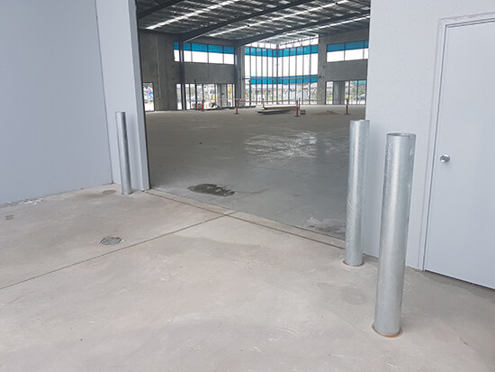 See What We Have Been Up To - image 165mm-Inground-Gal on https://firstchoicebollards.com.au