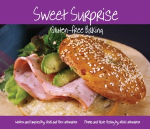 Cover of Sweet Surprise Gluten Free cookbook
