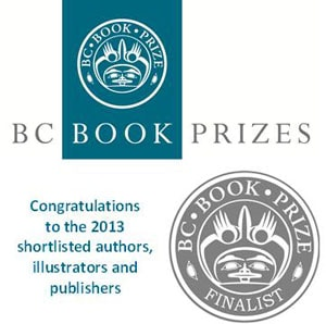 BC Book prizes sponsored by First Choice Books