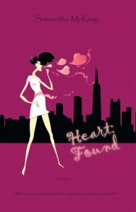 Bestseller Heart Found by Samantha McKeag