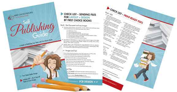 How to Publish a Book - Free Self Publishing Guide with Instructions and Tips