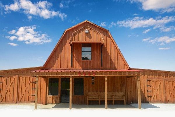 The Red Barn Wedding Venue