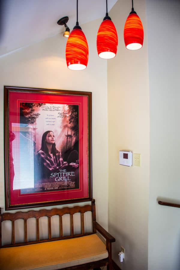 Foyer poster