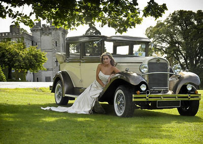 Brenchley Wedding Car  Vintage Wedding Car In Worcester