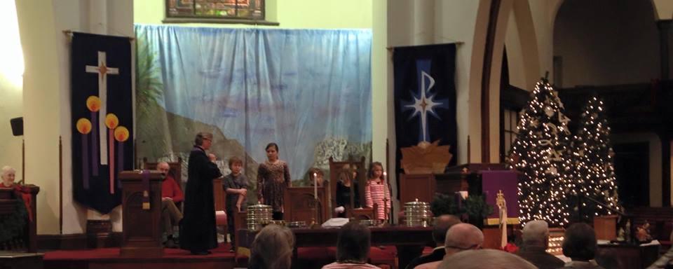 Advent Worship 2015