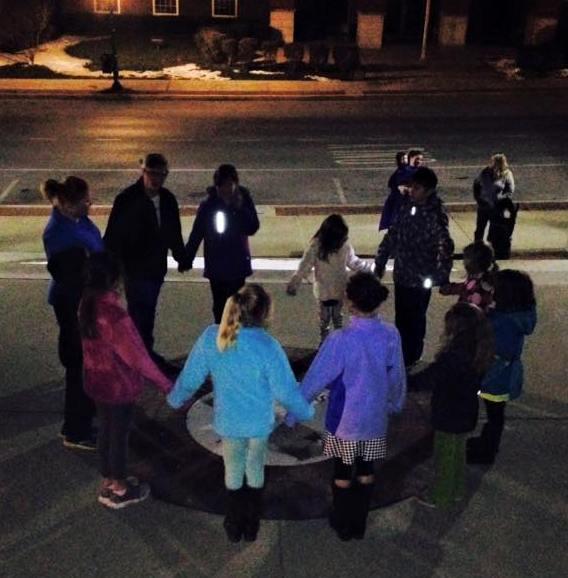 Elementary Prayer Group