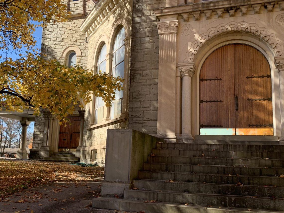 Fall at  First Christian Church