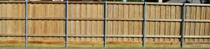 clean-fence