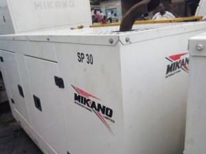 Mikano Generator